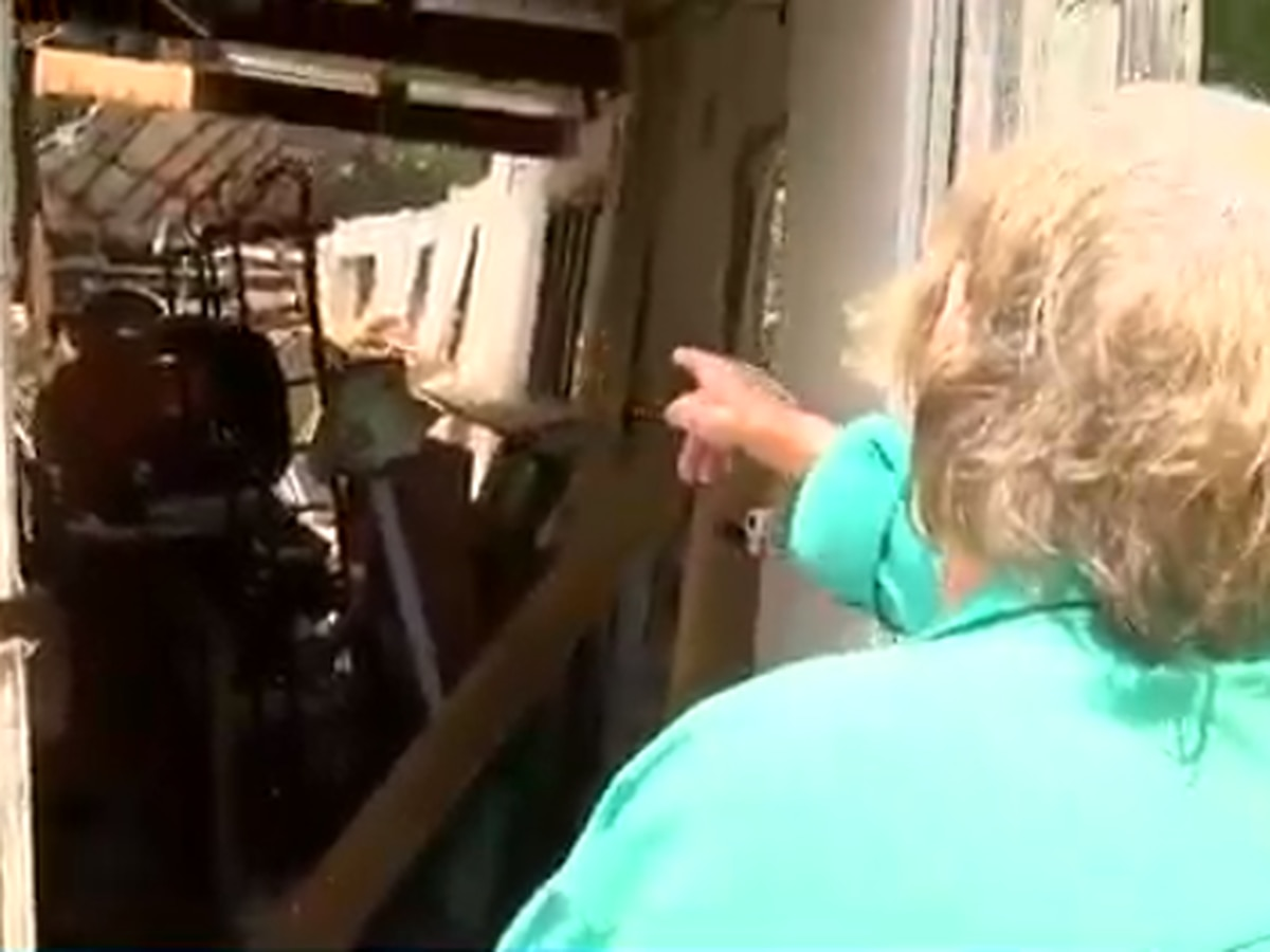 Brown County tornado destroys yard sale items to benefit animal shelter