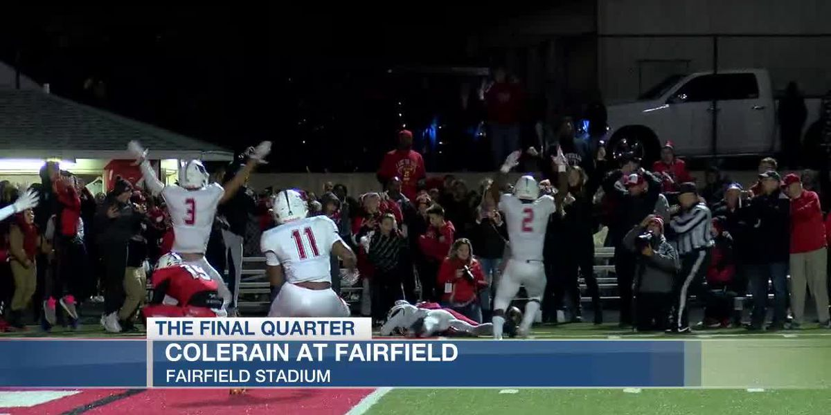Colerain beats Fairfield to win GMC