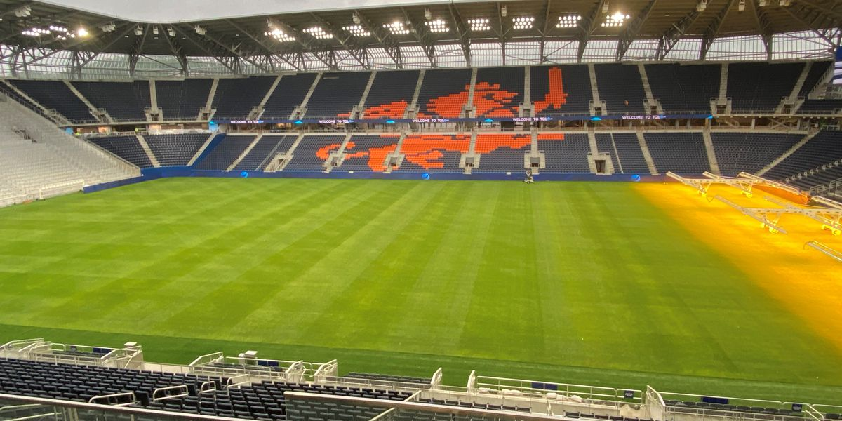 FC Cincinnati prepares for opening day match
