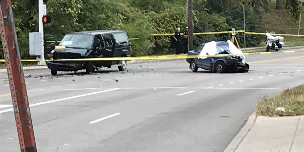 Driver killed in Westwood crash involving Oak Hills special needs school van