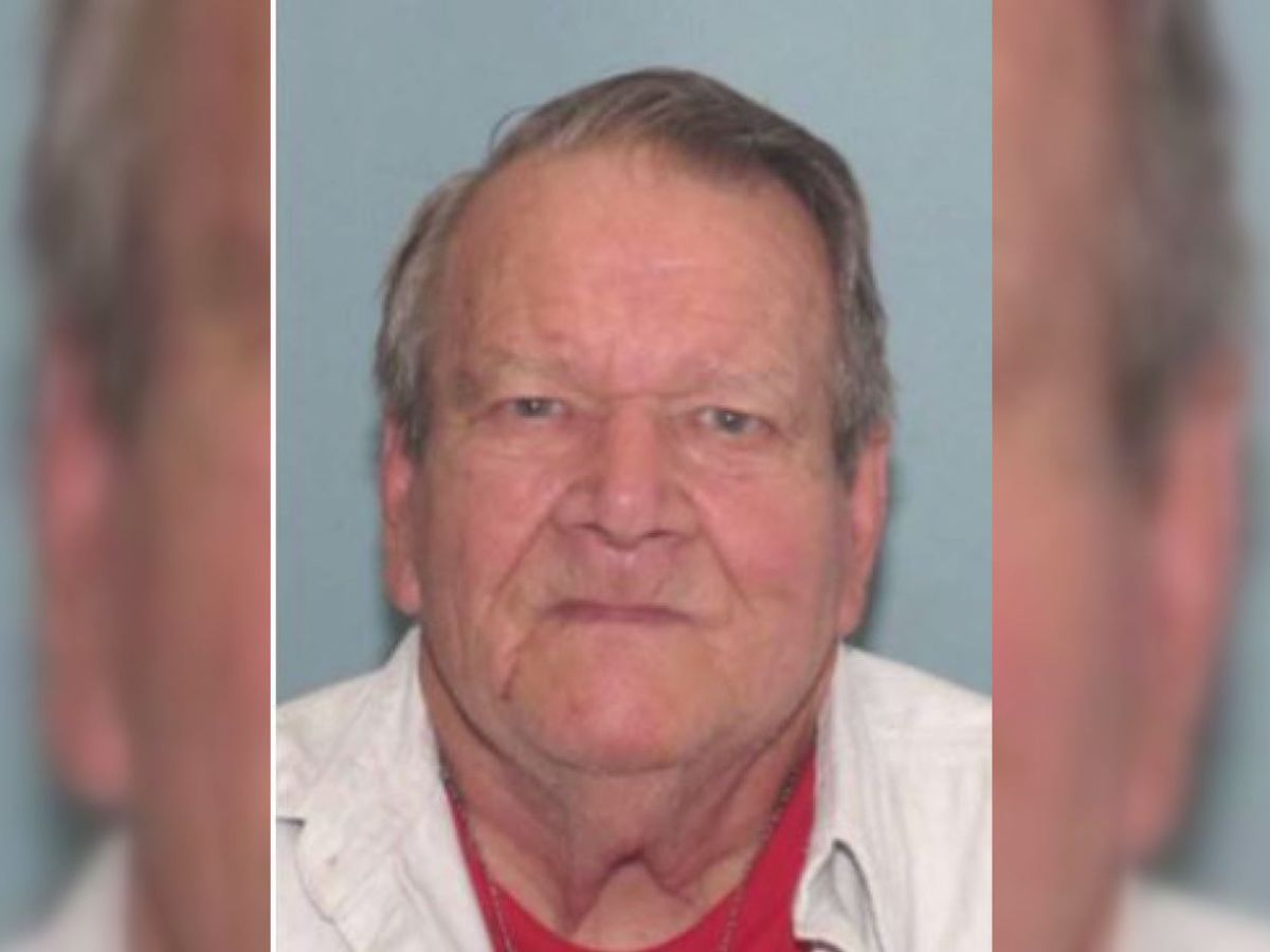 Statewide alert for missing man with dementia cancelled