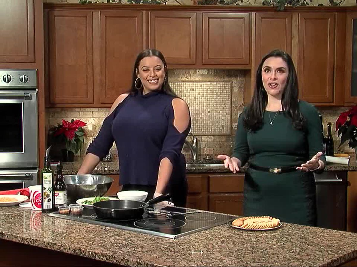 Recipes: Chef Bambina Poppin' Smoked Salmon Dip