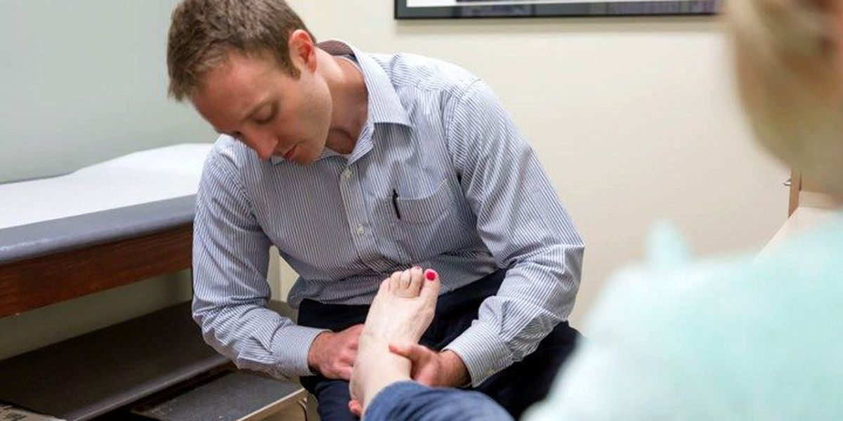 SPONSORED: Is it an Ankle Fracture or a Sprain?