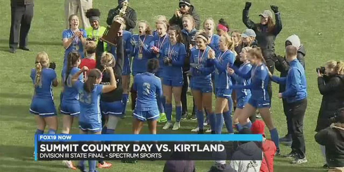 Loveland, Indian Hill and Summit win girls state soccer