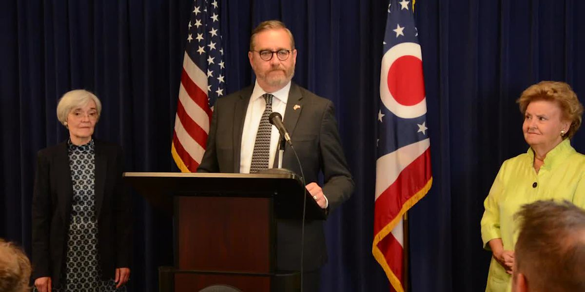 Ohio attorney general calls for ending state's statute of limitations on rape charges