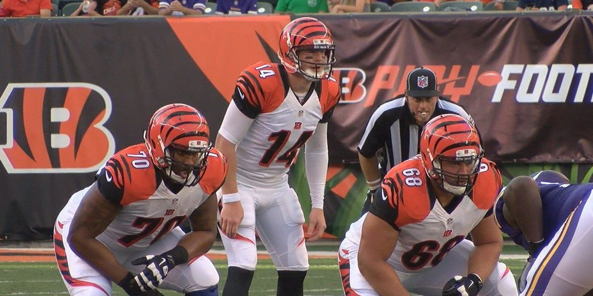 Bengals 2018 home opener will be TNF match-up with division opponent