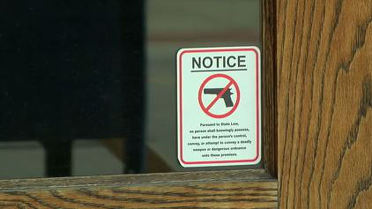 Lebanon City Council poised to allow guns at council meetings
