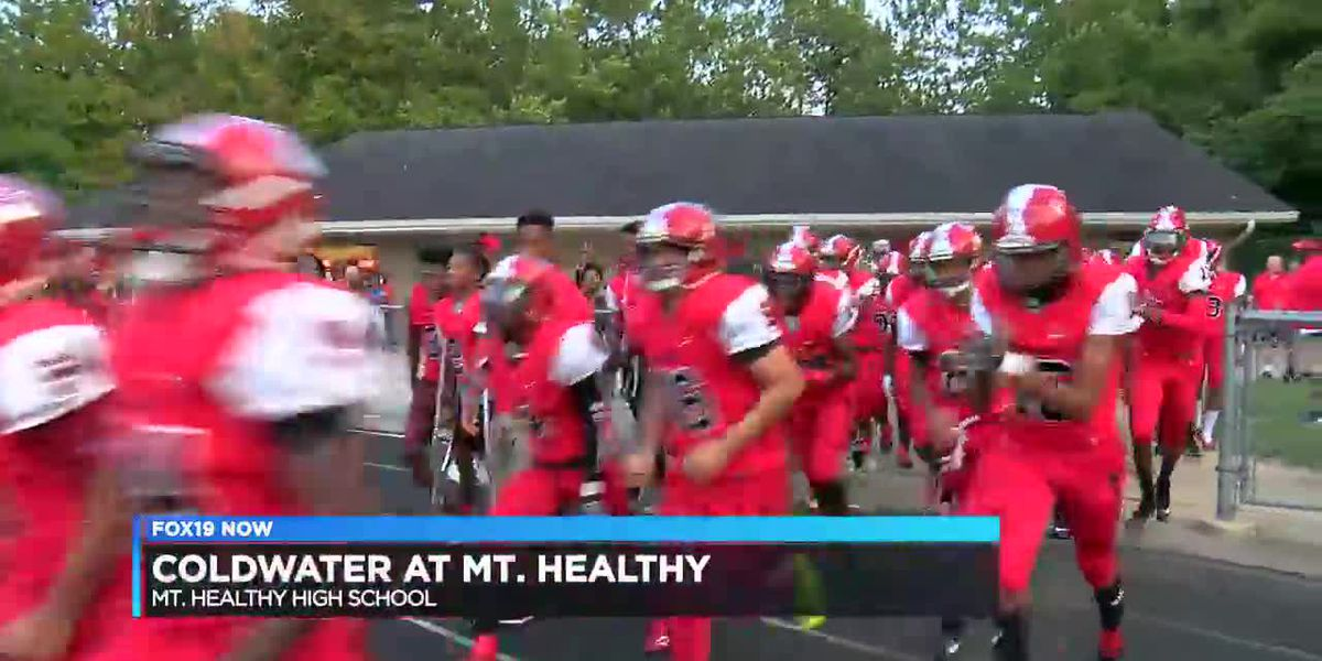 Coldwater overpowers Mt. Healthy