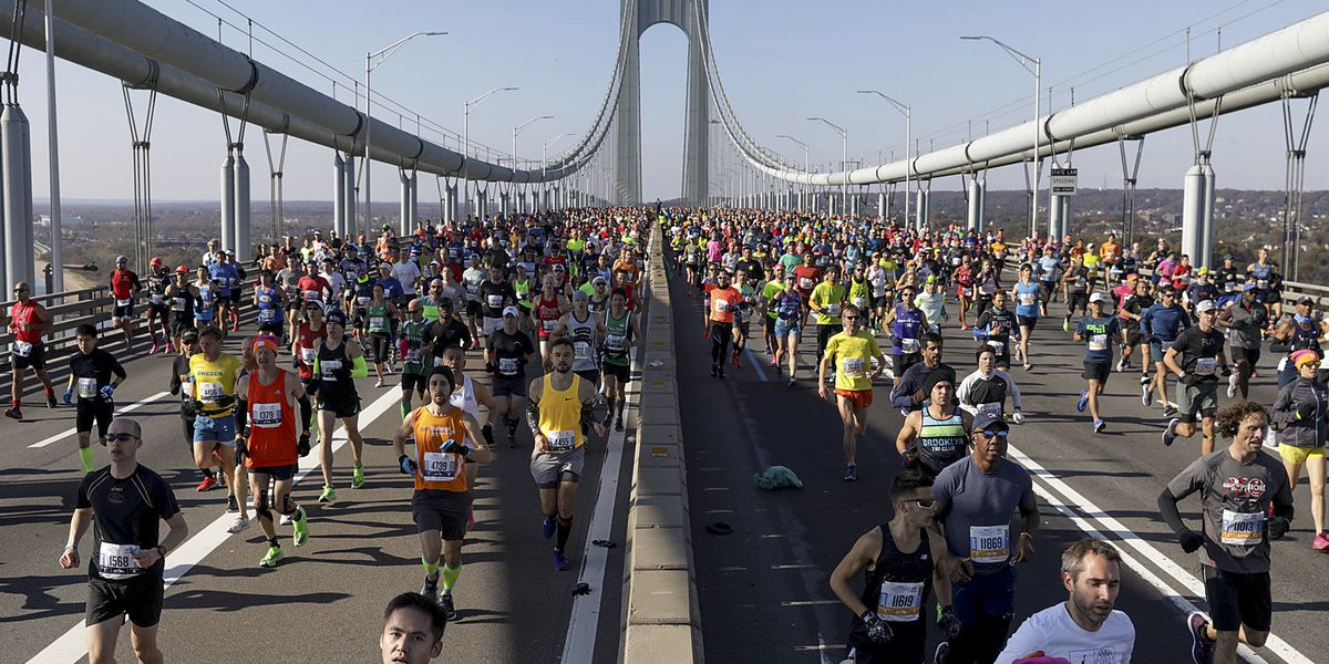 New York City Marathon canceled because of coronavirus
