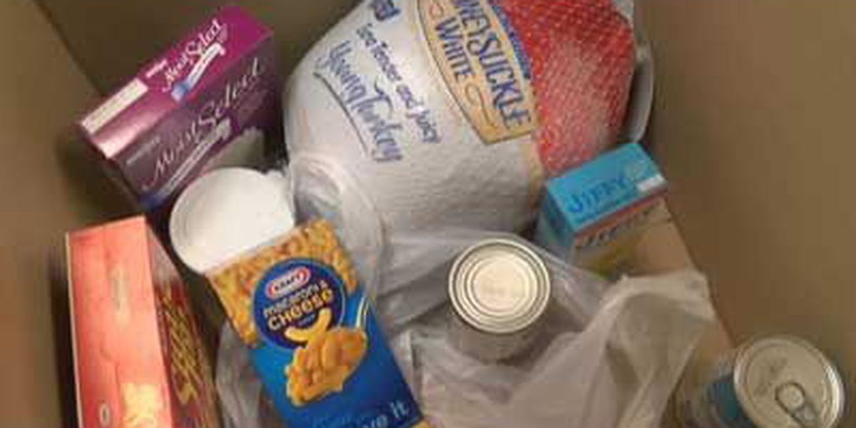 North College Hill students, faculty give back to families in need this holiday season