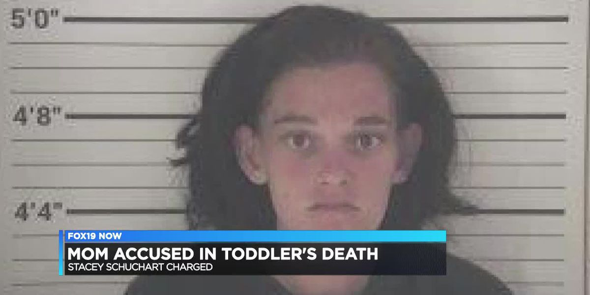 Campbell County mom accused in toddler's death
