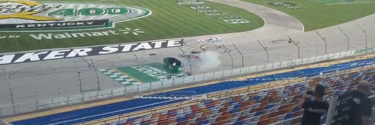 Kentucky Speedway loses NASCAR Cup Series race