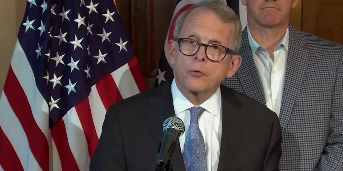 Ohio governor: Local officials can step up to improve gun background checks