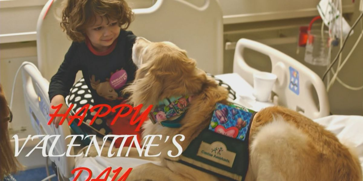 Cincinnati Children's Hospital asks for you to send Valentine's Day cards to patients