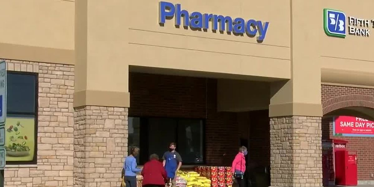 Kroger begins administering COVID-19 vaccines to eligible residents