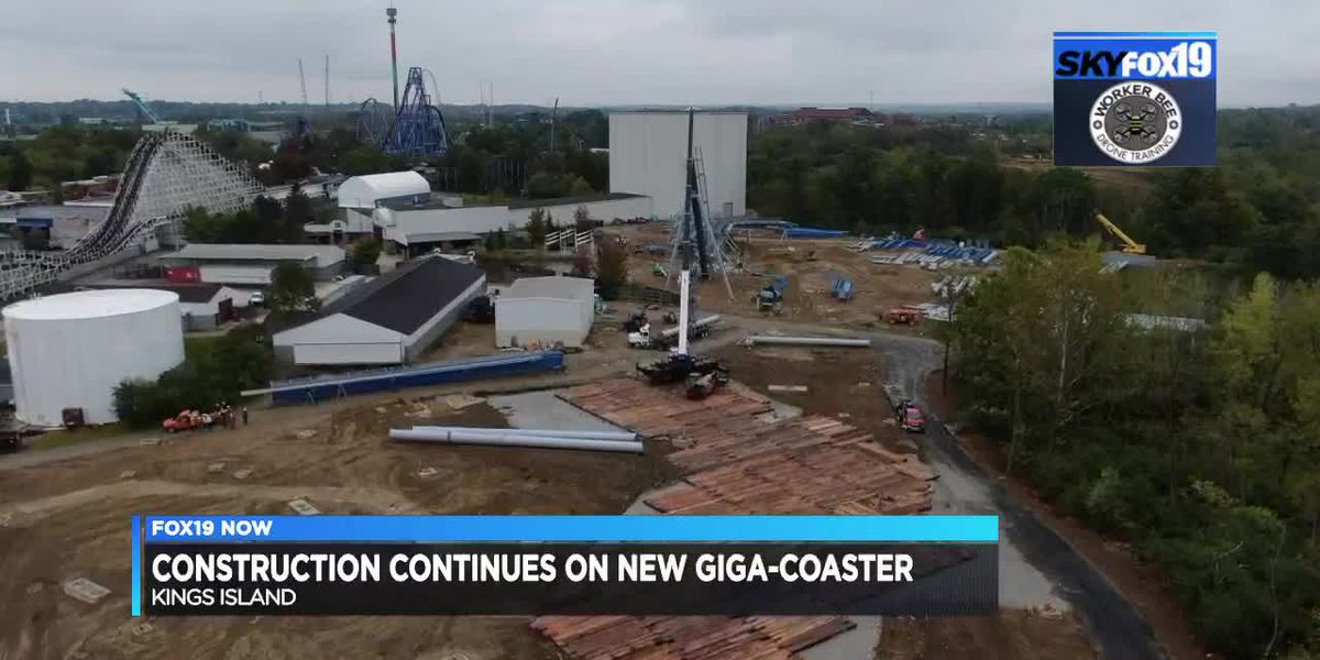Kings Island continues construction of Orion
