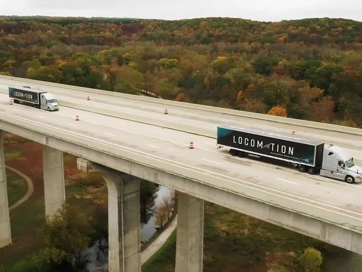 Ohio Turnpike used as test route for autonomous truck (video)