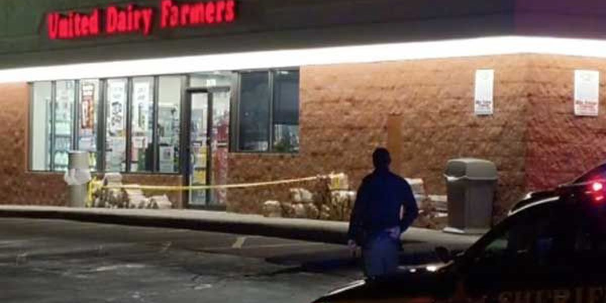 UDF robbed in Mt Lookout