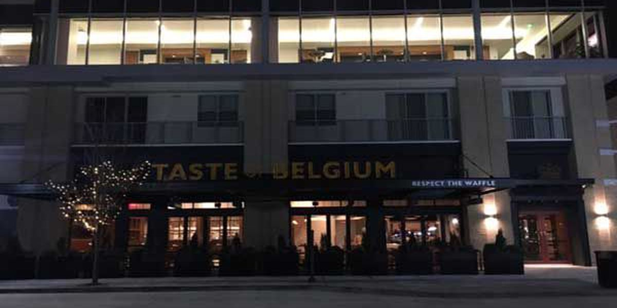 Taste of Belgium latest eatery to open at The Banks