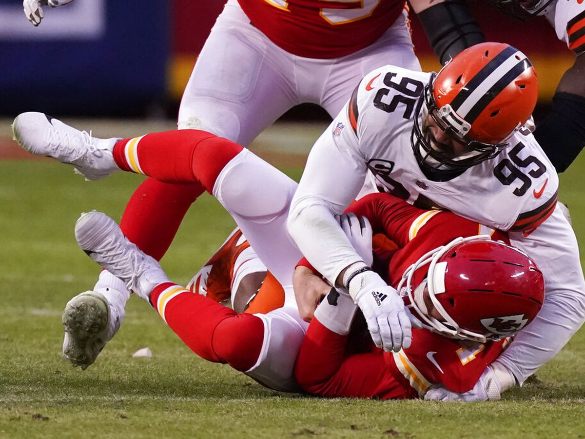 Cleveland Browns will open 2021 NFL season in Kansas City against the Chiefs