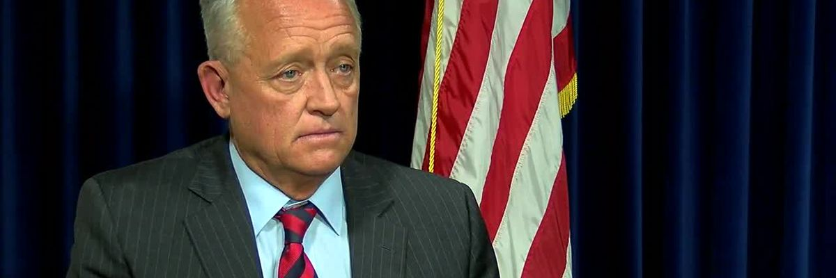 Raw interview: Hamilton Co. Prosecutor Joe Deters on Della Sutorius
