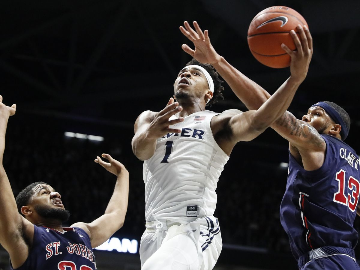 Xavier drops third straight game by double digits