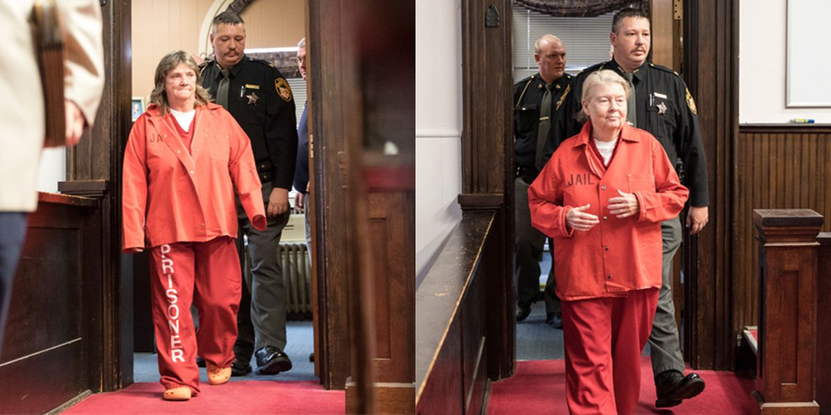Pike County grandmother charged in massacre cover-up freed on bond