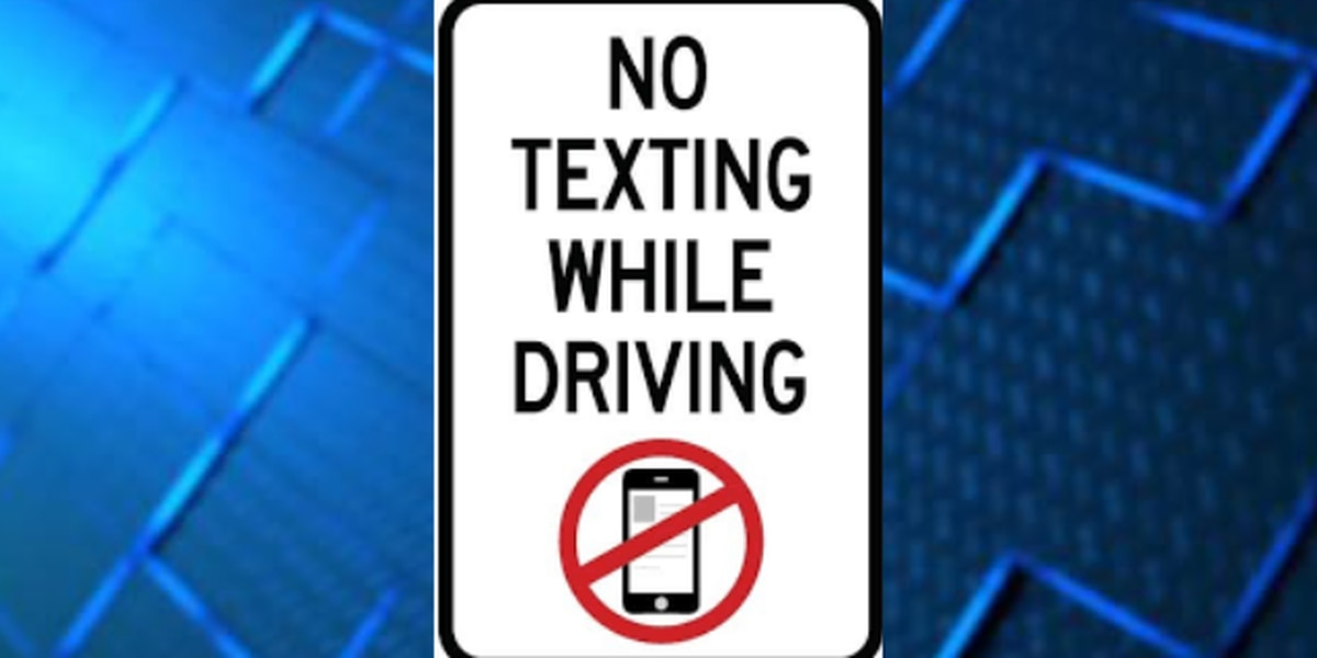 Police in Bay Village can now pull drivers over if they are caught texting while driving