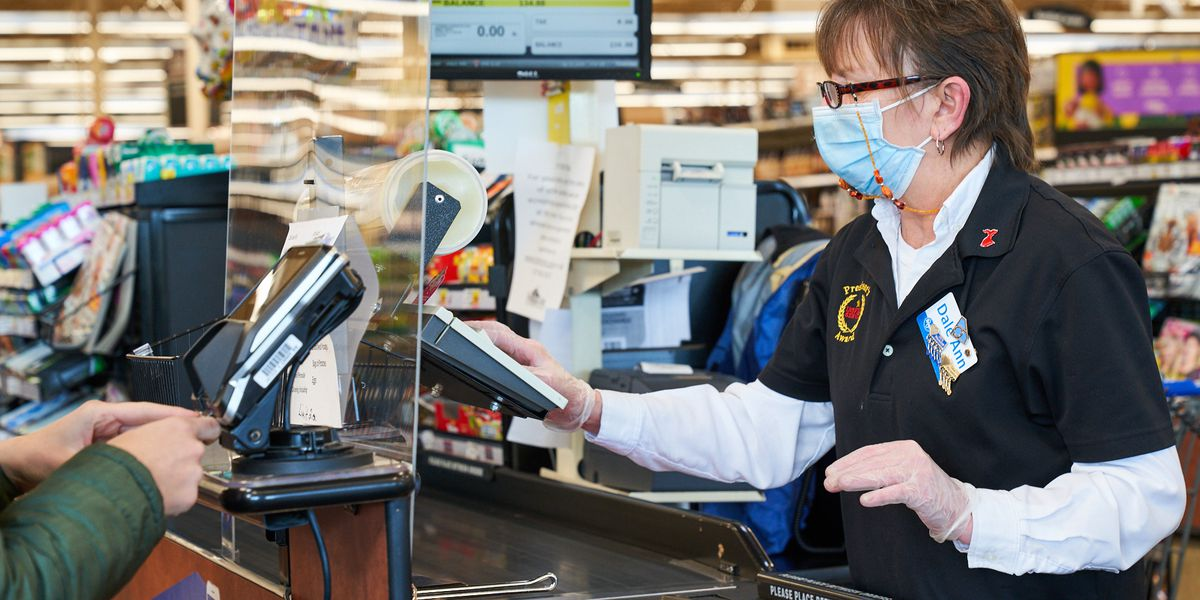 Despite new CDC guidance, Kroger will keep mask requirement—for now