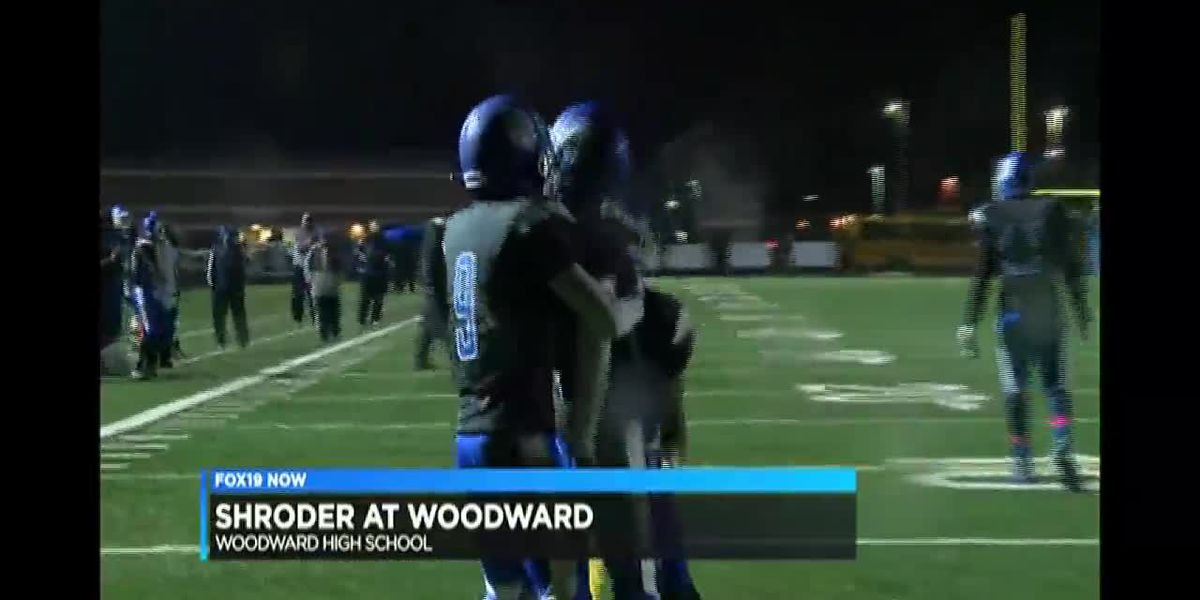 FOX19 NOW Final Quarter: Shroder at Woodward