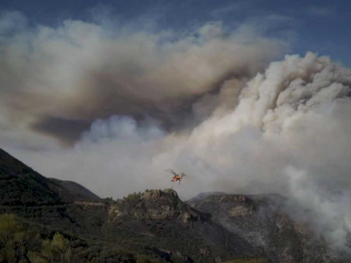 How wildfire smoke affects the body, and how to protect yourself