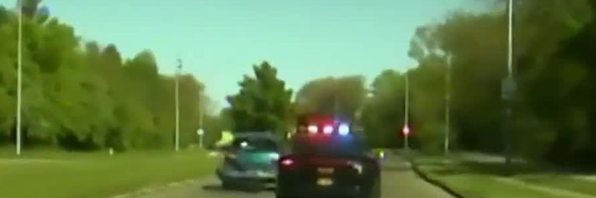 VIDEO: Franklin police engage in 'dangerous' chase of theft supect on I-75