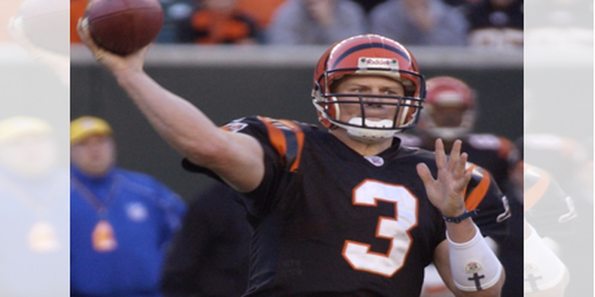 Former Bengals QB Kitna claims WR was drunk during game