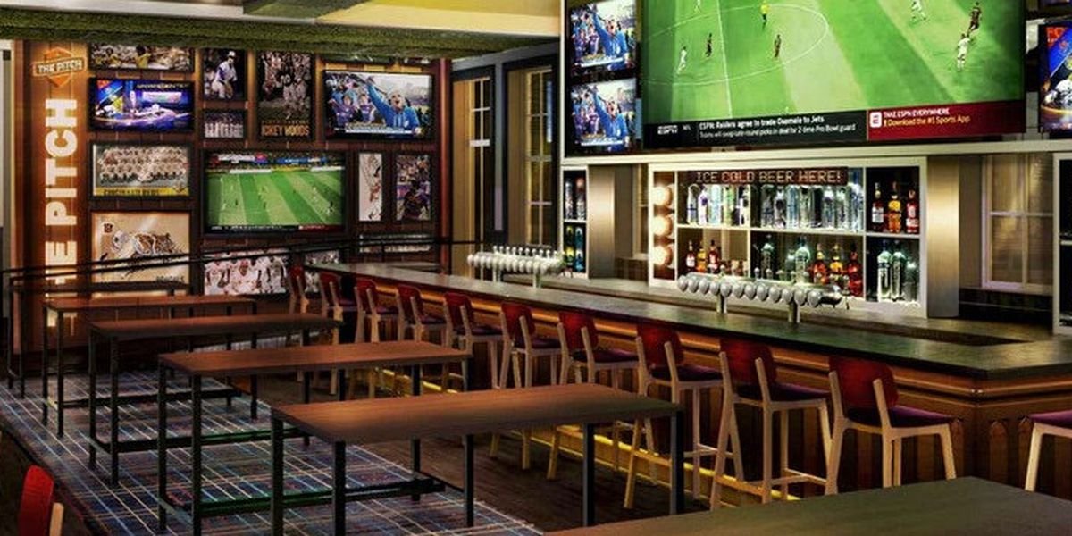 New bar in development across from FCC's West End Stadium