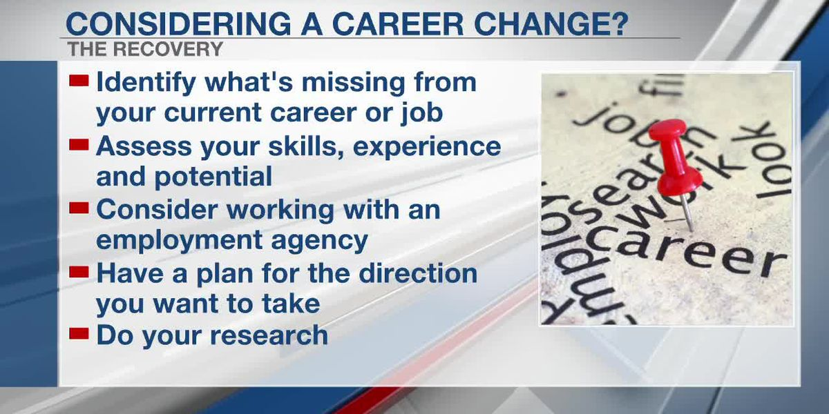 Considering a career change?