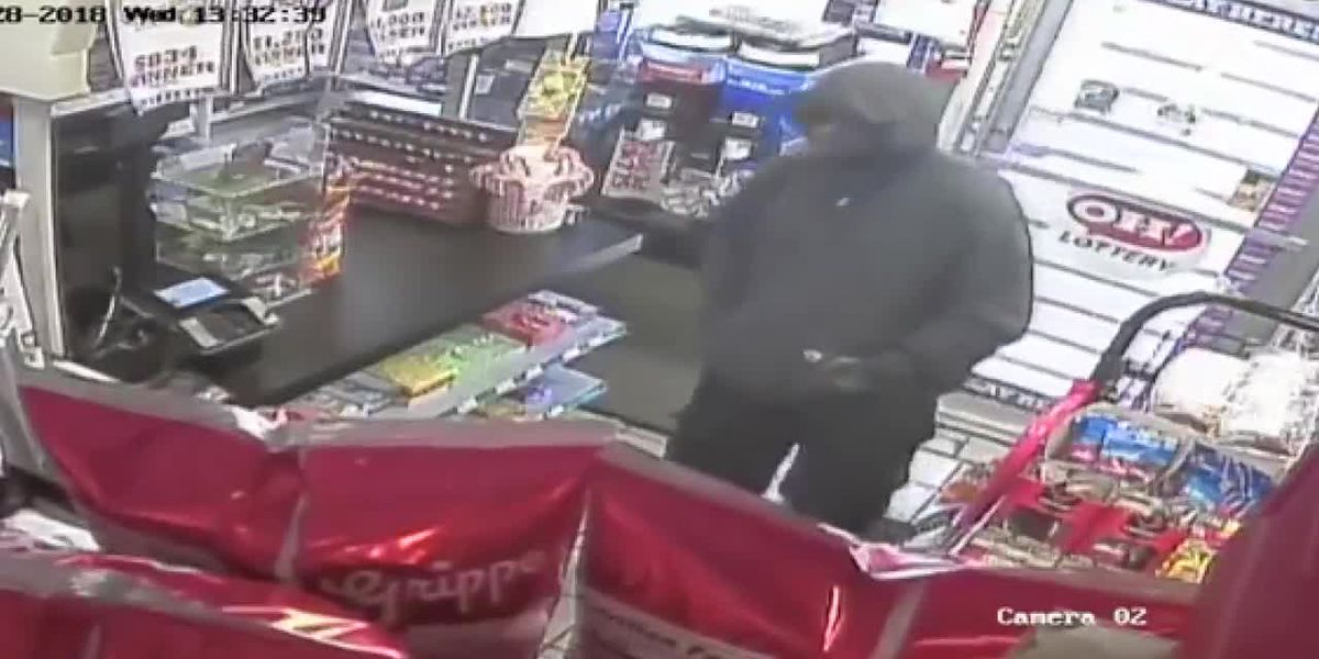 Springfield Twp police search for man after BP robbed at gunpoint