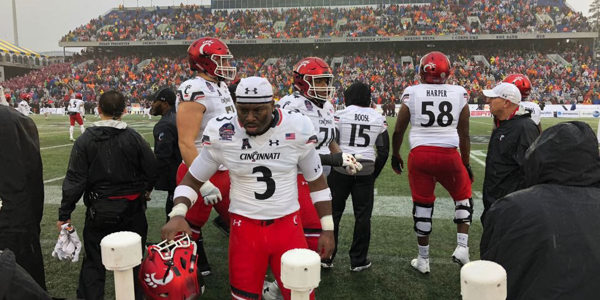 UC football: Ranked and Buzzworthy