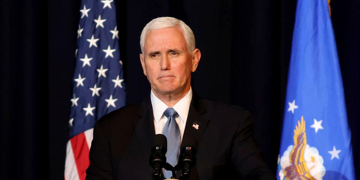 Former Vice President Mike Pence memoir set for 2023 release