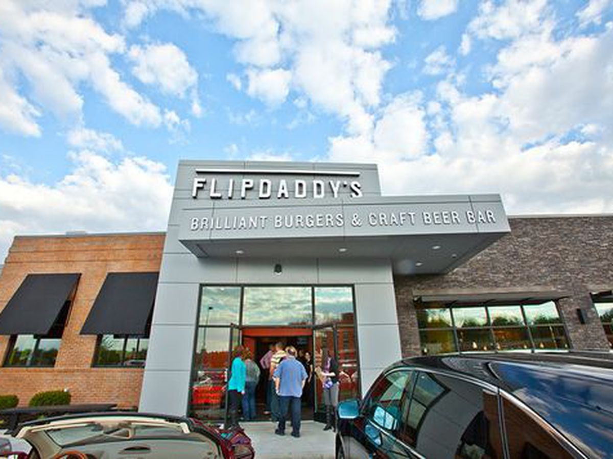 Flipdaddy's Cincinnati chain: 'Brilliant Burgers and Craft Beer Bar' files bankruptcy