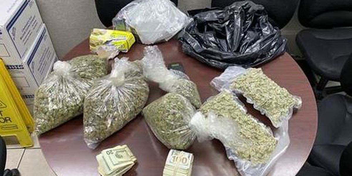 Nearly 5 pounds of marijuana recovered during Mt. Healthy traffic stop