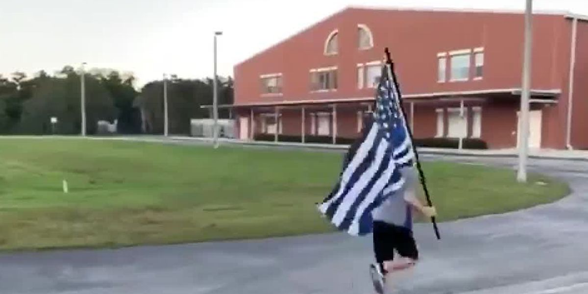 12-year-old Florida boy honors fallen Hamilton County deputy with mile run