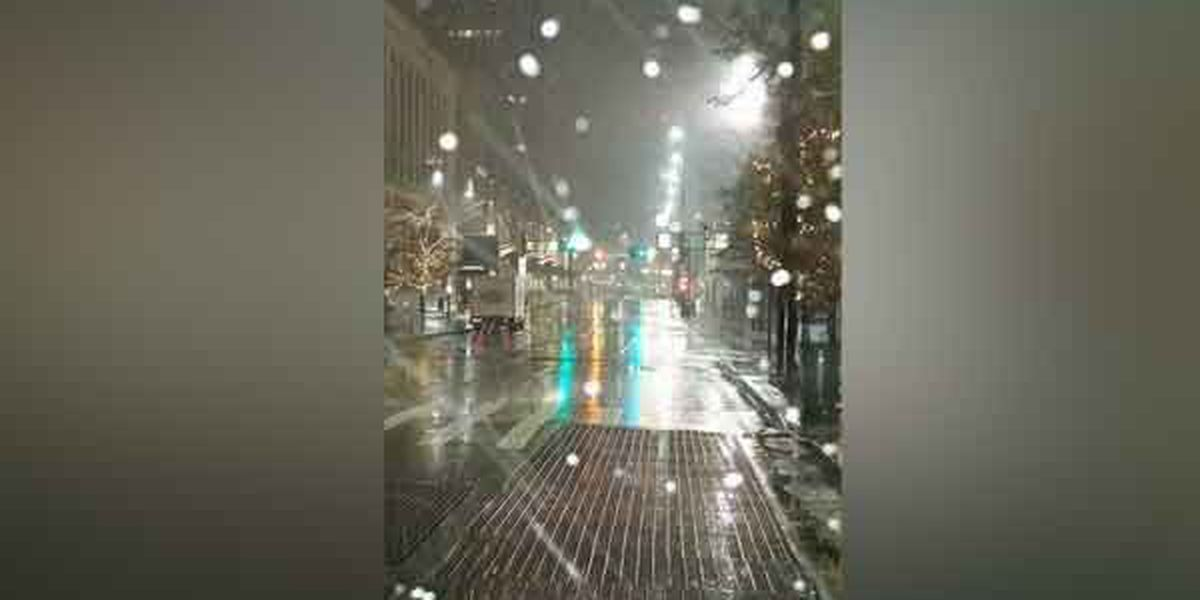 Viewer Photos: November 17 Snow