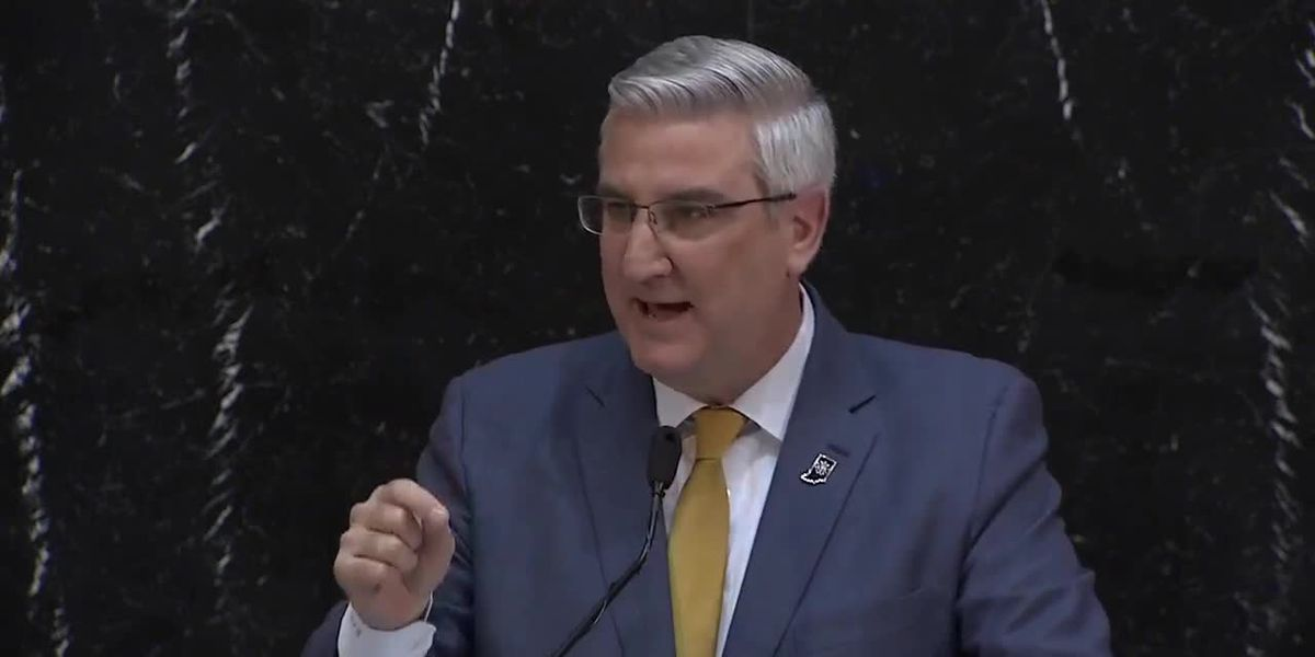Indiana's reopening plan not moving forward until late-August, Gov. Holcomb says