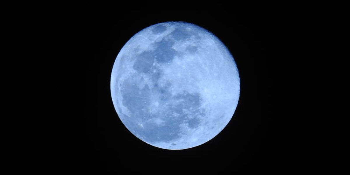 Halloween to see first full moon since 2001 — and that's not all