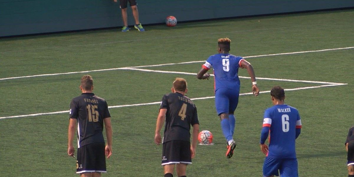 Okoli tied for USL goals lead after another FCC win