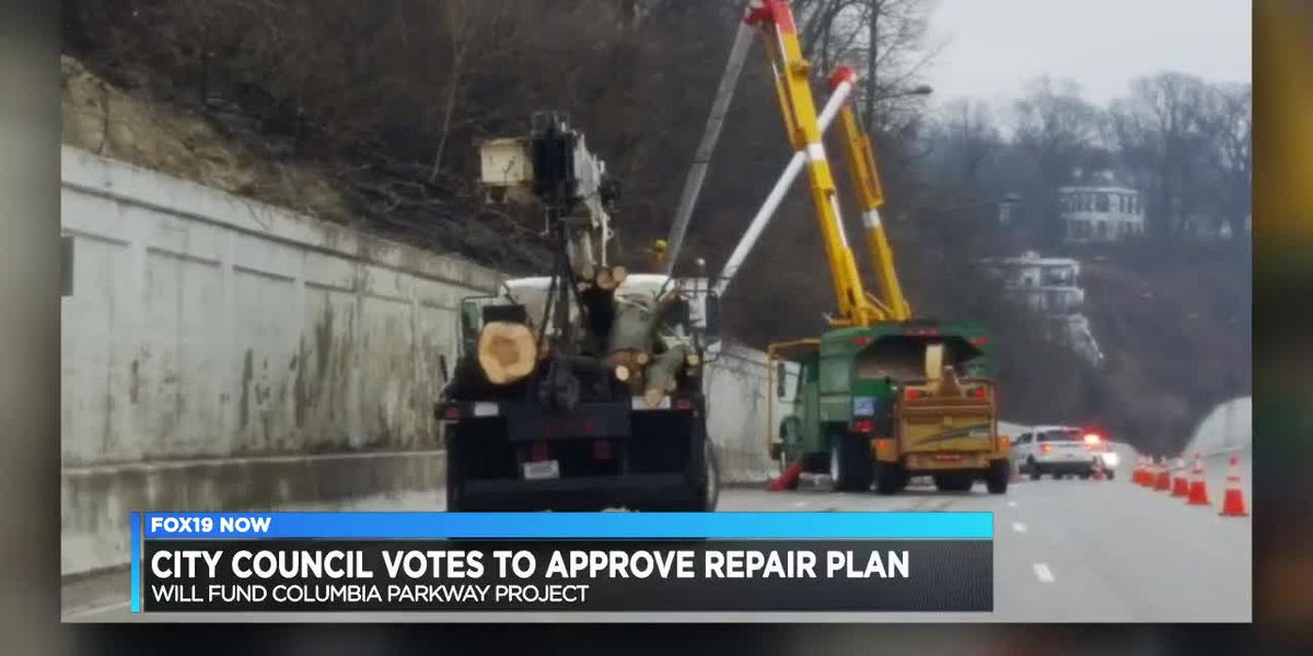 City Council approves Columbia Pkwy project