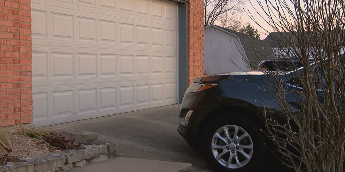 Teens broke into Tri-state man's home using stolen garage-door opener, homeowner says