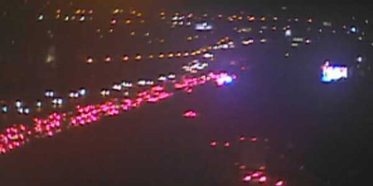 Major delays WB I-275 during morning commute