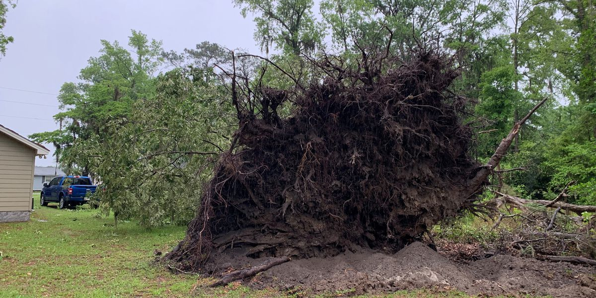 Storms in South kill girl in Florida, bring tornado threat up the East Coast