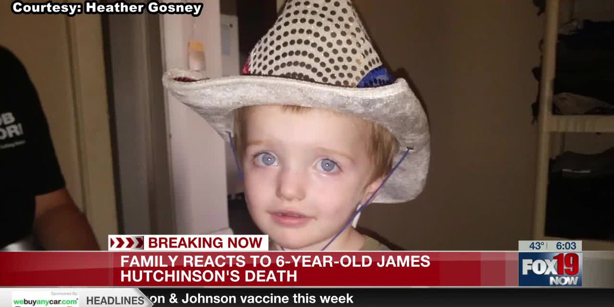 Confused, devastated: Suspect's sister reacts to death of 6-year-old boy